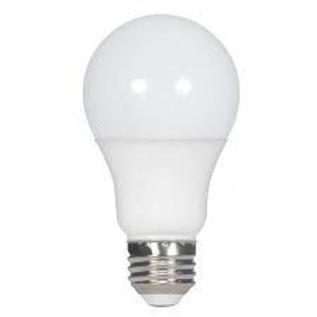 Picture of Satco S9703   10W, A19 LED, 2700K, Medium base, 220°, 90CRI, 120V