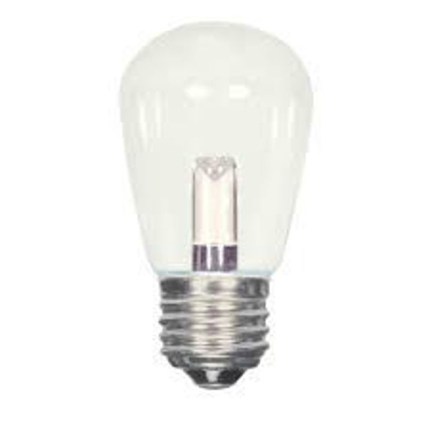 Picture of Satco S9174   1.4W S14/CL/LED/120V/CD