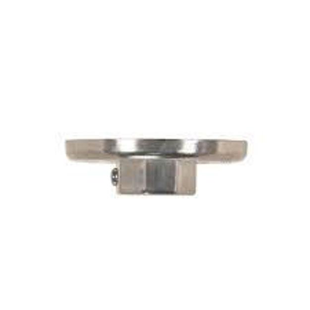 Picture of Satco 80-1665   Metal Cap With Set Screw, 3/8 IP