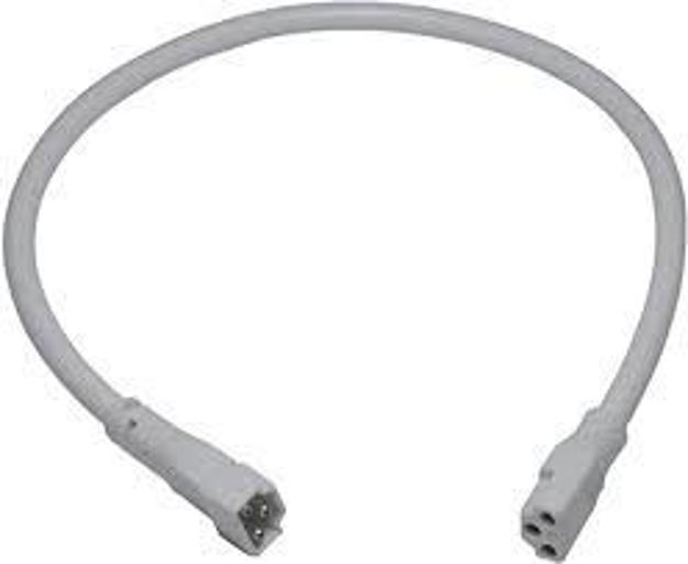 Picture of American Lighting LUC-EX6-WH | LUC Series White 6-Inch Linking Cable