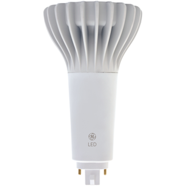 Picture of GE 39277 | 18.5W LED - 42W CFL Equal - 4 Pin - Vertical - 3000K