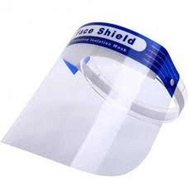 Picture of Protective fixed Face  Shield