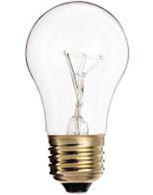 Picture of Satco S3720 | 40W A15 APPLIANCE BULB CLEAR
